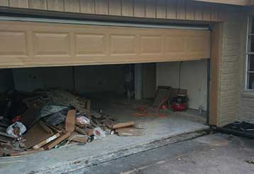 Fixing Gaps In Your Garage Door | Garage Door Repair Missouri City, TX