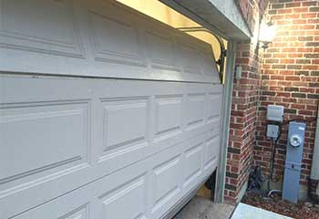 Spring Tension Adjustment Project | Garage Door Repair Missouri City, TX