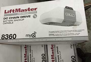Why Liftmaster is a Good Choice | Garage Door Repair Missouri City, TX