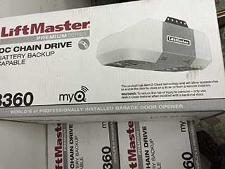 Liftmaster is a Good Choice | Garage Door Repair Missouri City, TX